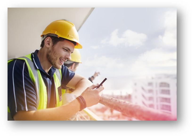 Taloushallinnon järjestelmä rakennusalalle